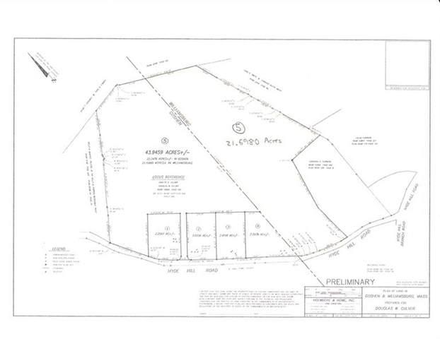 Lot 5 Hyde Hill Rd., Williamsburg, MA 01039 (MLS #72912188) :: Alfa Realty Group Inc