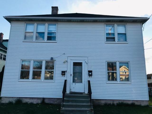 268 Greenwood St #1, Worcester, MA 01607 (MLS #72912208) :: Alfa Realty Group Inc