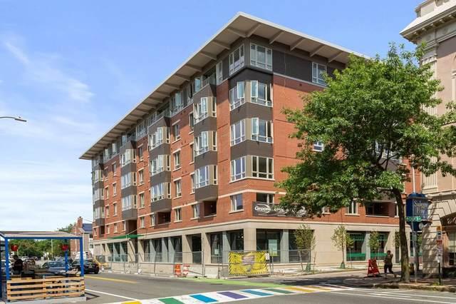 65 Washington #511, Salem, MA 01970 (MLS #72912232) :: Westcott Properties