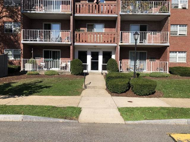 65 Webster St #206, Weymouth, MA 02190 (MLS #72912250) :: DNA Realty Group