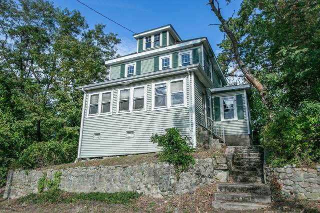 31 Wilmarth Road, Randolph, MA 02368 (MLS #72912267) :: DNA Realty Group