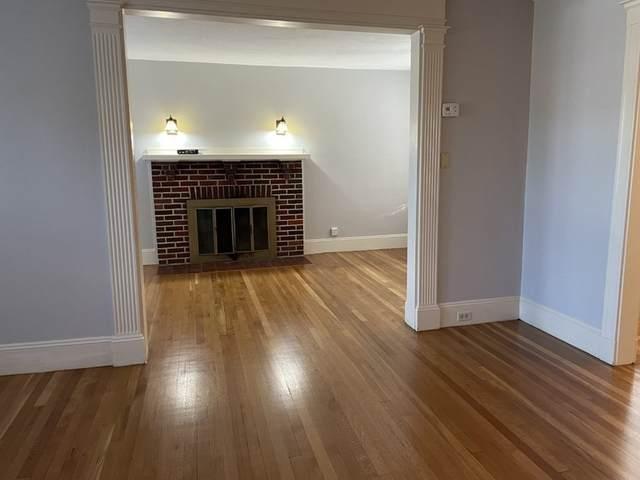 35 Crosby Road #2, Newton, MA 02467 (MLS #72912283) :: Westcott Properties