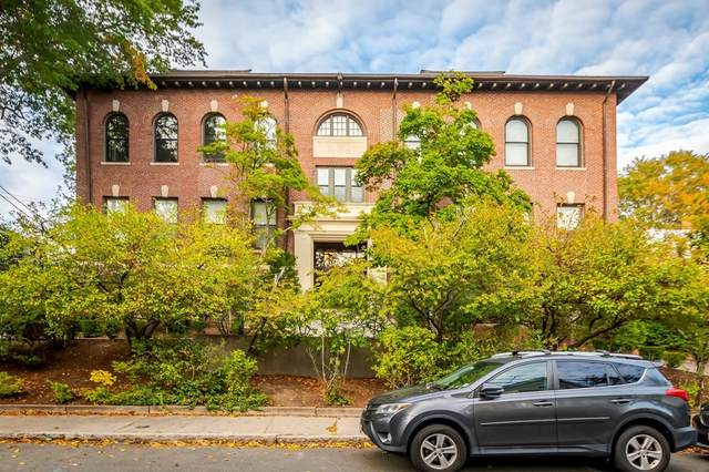 185 Morrison Ave #204, Somerville, MA 02144 (MLS #72912292) :: Westcott Properties