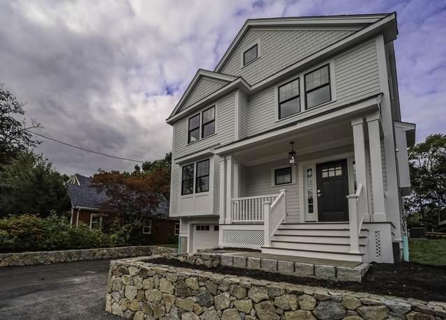 1 Crosstown Ave, Boston, MA 02132 (MLS #72912305) :: Westcott Properties