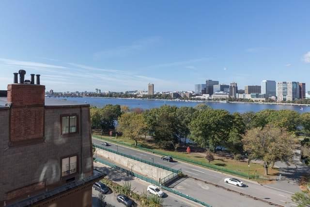 180 Beacon Street 9C, Boston, MA 02116 (MLS #72912388) :: Primary National Residential Brokerage