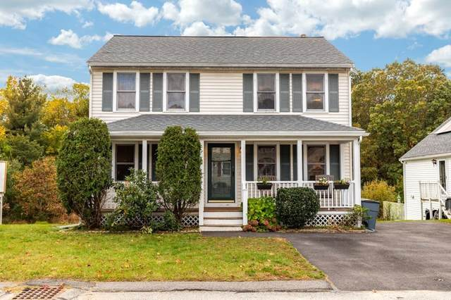 16 Lemay Way, Chelmsford, MA 01863 (MLS #72912444) :: Parrott Realty Group