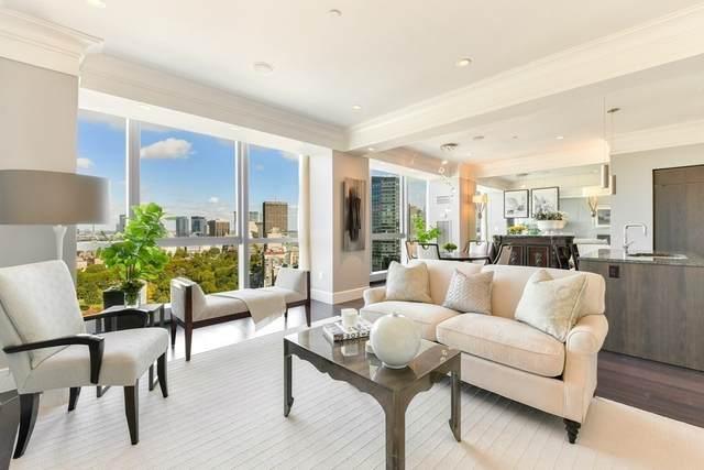 110 Stuart St 27E, Boston, MA 02116 (MLS #72912483) :: Primary National Residential Brokerage
