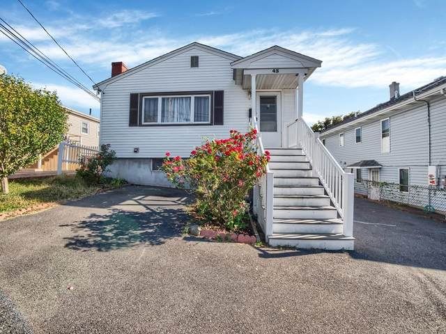 43 Newman St, Revere, MA 02151 (MLS #72912492) :: EXIT Realty
