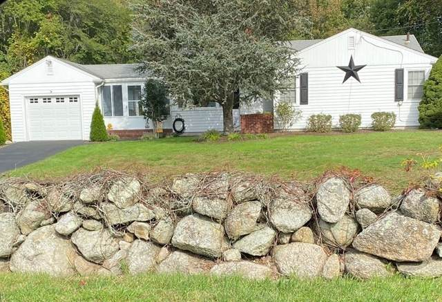 1033 Braley Rd., New Bedford, MA 02745 (MLS #72912509) :: Home And Key Real Estate