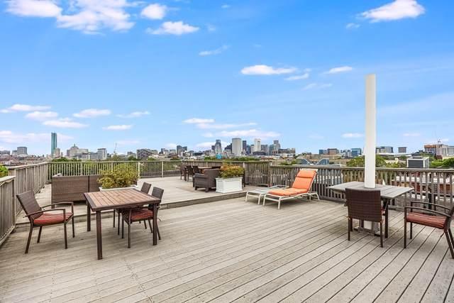 120 West Seventh Street #101, Boston, MA 02127 (MLS #72912536) :: Primary National Residential Brokerage