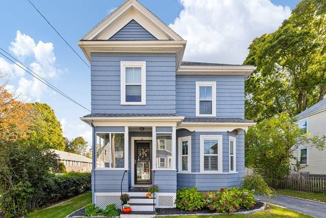 29 Central Avenue, Danvers, MA 01923 (MLS #72912558) :: DNA Realty Group