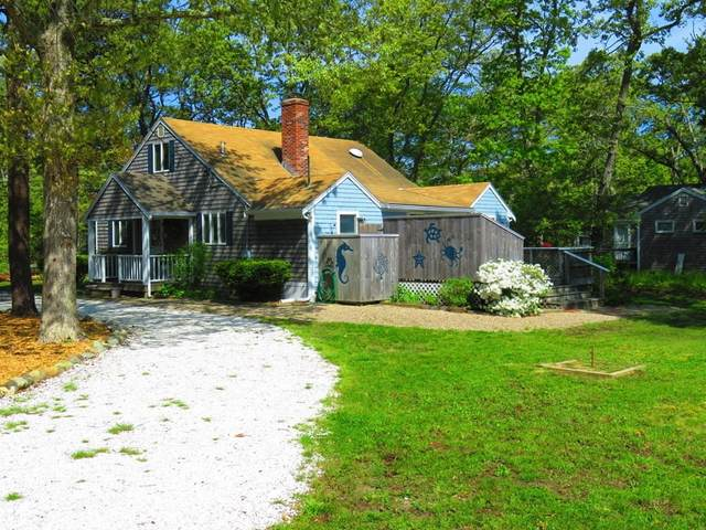 450 Mckoy Road, Eastham, MA 02642 (MLS #72912613) :: The Gillach Group