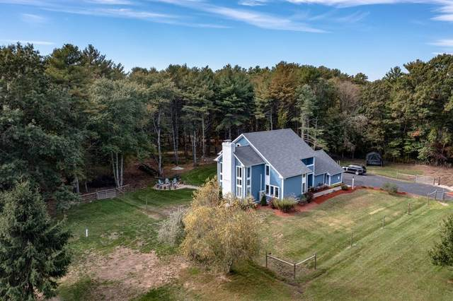 209 Mendell Rd, Rochester, MA 02770 (MLS #72912626) :: Home And Key Real Estate