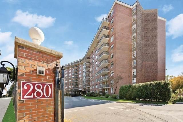 280 Boylston Street #1012, Newton, MA 02467 (MLS #72912654) :: RE/MAX Vantage