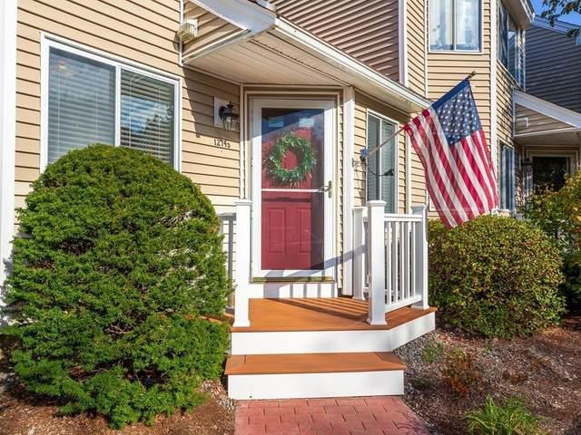 1274 Washington St D, Weymouth, MA 02189 (MLS #72912678) :: RE/MAX Vantage