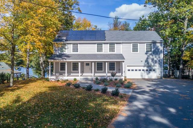 306 Fort Pond Rd, Lancaster, MA 01523 (MLS #72912714) :: Re/Max Patriot Realty