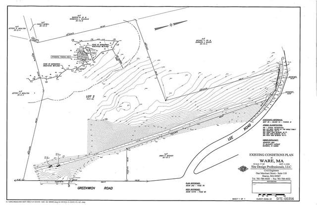 Lot 2 Lee Rd, Ware, MA 01082 (MLS #72912731) :: The Gillach Group