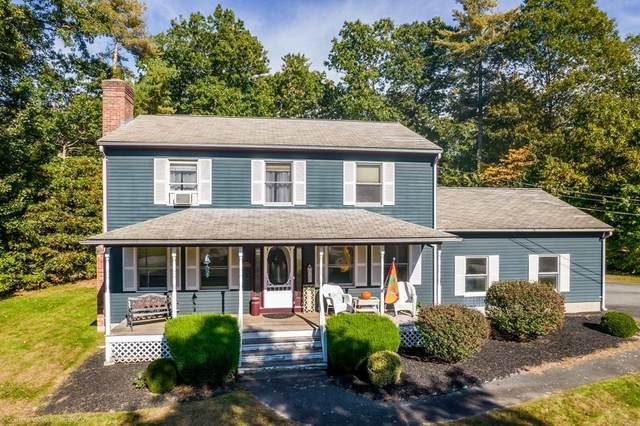 1 Austin Ln, Acushnet, MA 02743 (MLS #72912752) :: Home And Key Real Estate