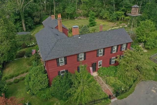 413 Underwood St, Holliston, MA 01746 (MLS #72912764) :: Kinlin Grover Real Estate