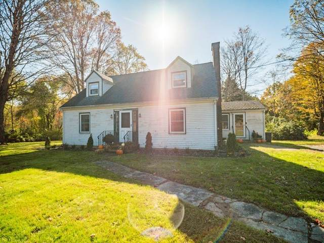 205 E. Main St, Georgetown, MA 01833 (MLS #72912771) :: DNA Realty Group