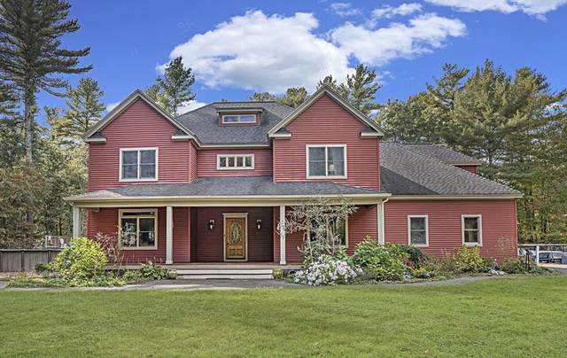 75 Walnut Plain Rd, Rochester, MA 02770 (MLS #72912773) :: Home And Key Real Estate