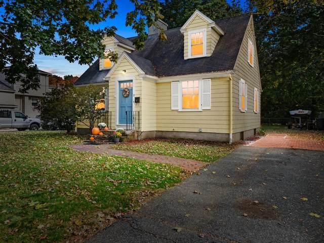 19 Snowling Rd, Uxbridge, MA 01569 (MLS #72912802) :: Kinlin Grover Real Estate