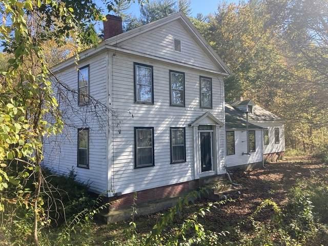 79 Worthington Rd, Huntington, MA 01050 (MLS #72912827) :: The Gillach Group