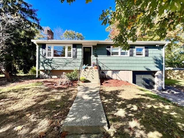 19 Smith Rd, Randolph, MA 02368 (MLS #72912844) :: Kinlin Grover Real Estate