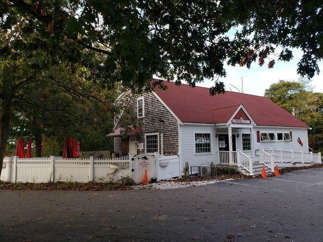 235 Underpass Road, Brewster, MA 02631 (MLS #72912845) :: The Gillach Group