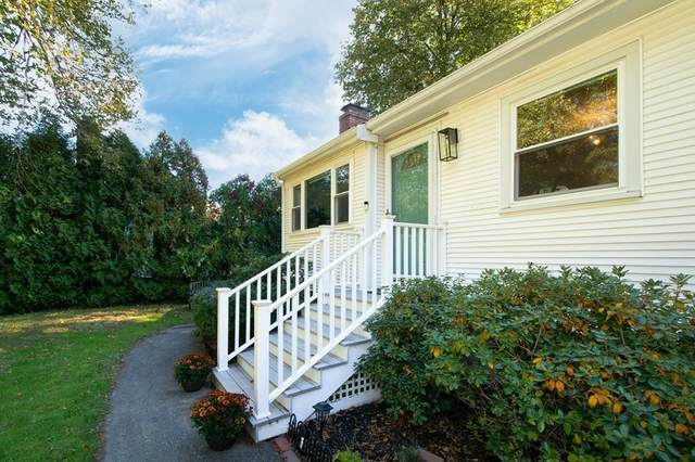 23 Hull St, Cohasset, MA 02025 (MLS #72912857) :: Kinlin Grover Real Estate