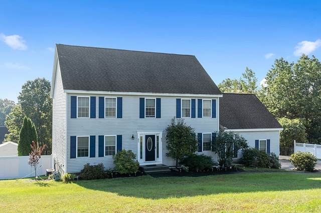 85 Russell's Way, Westford, MA 01886 (MLS #72912875) :: Kinlin Grover Real Estate