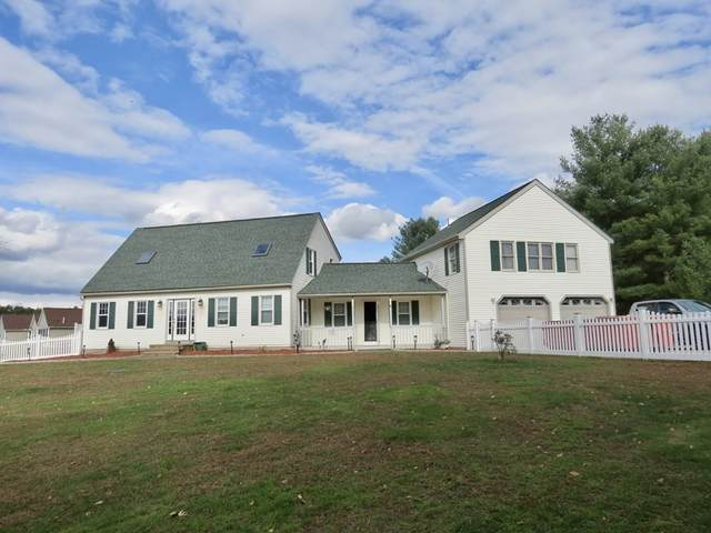 12 Kittredge Rd, North Brookfield, MA 01535 (MLS #72912887) :: Kinlin Grover Real Estate
