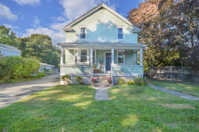 803 Tarkiln Hill Rd, New Bedford, MA 02745 (MLS #72912919) :: Home And Key Real Estate