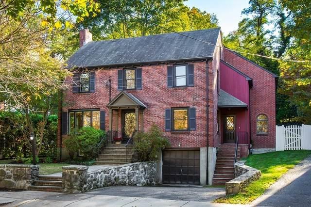122 Clark Rd, Brookline, MA 02445 (MLS #72912957) :: Primary National Residential Brokerage