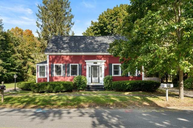 30 Railroad Ave, Rowley, MA 01969 (MLS #72912976) :: Primary National Residential Brokerage
