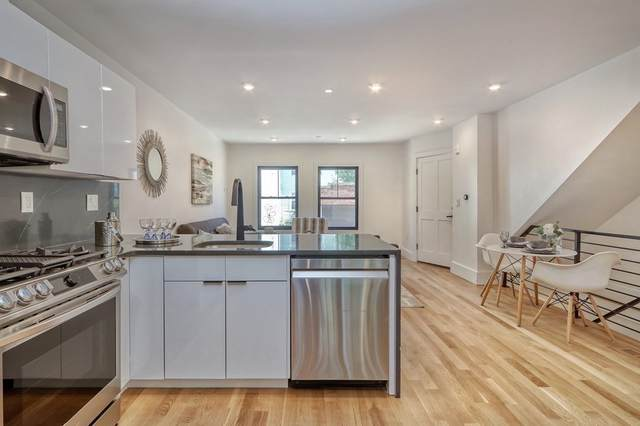 4 Everett Place #1, Boston, MA 02128 (MLS #72913005) :: The Gillach Group