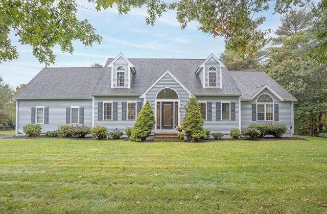 52 Sherwood Ln, Lakeville, MA 02347 (MLS #72913042) :: Home And Key Real Estate