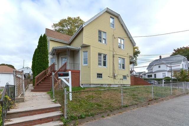 70 Bradstreet Ave., Revere, MA 02151 (MLS #72913046) :: EXIT Realty