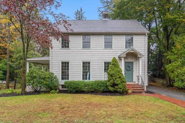 8 Everell Rd., Winchester, MA 01890 (MLS #72913085) :: The Seyboth Team