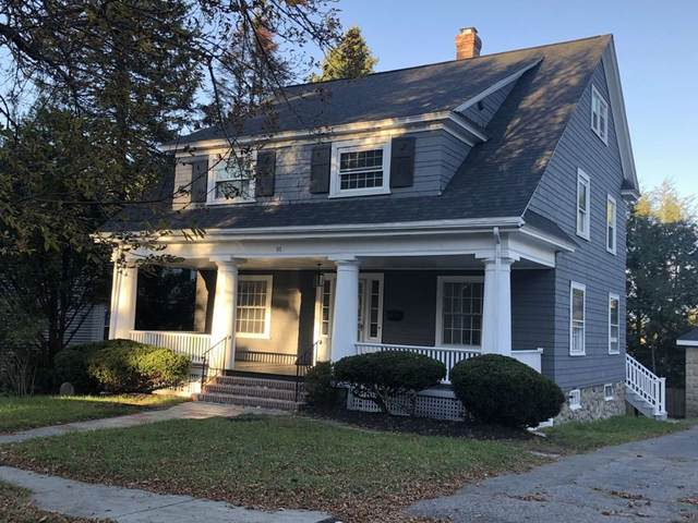 95 Russett Road, Boston, MA 02132 (MLS #72913098) :: The Gillach Group