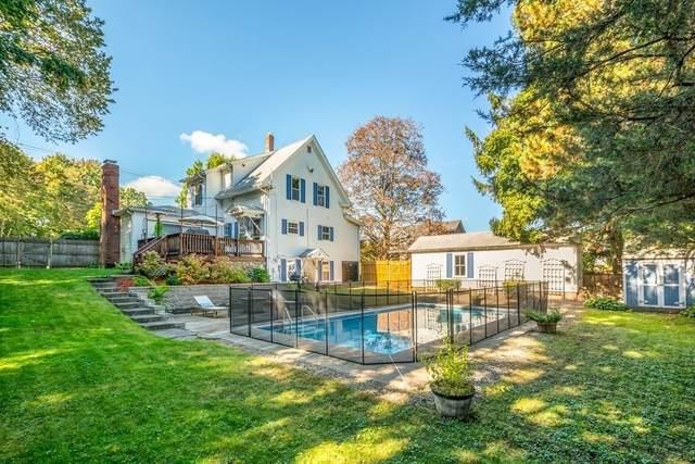 25 Cottage Street, Hudson, MA 01749 (MLS #72913163) :: Parrott Realty Group