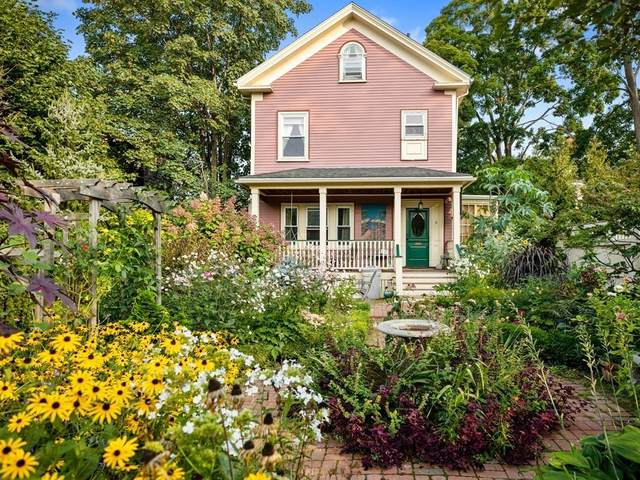 6 Alveston Terrace, Boston, MA 02130 (MLS #72913192) :: EXIT Realty