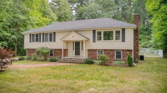 16 Beverly Rd, Bedford, MA 01730 (MLS #72913231) :: Dot Collection at Access