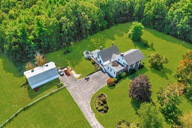 47 Thorndike St., Dunstable, MA 01827 (MLS #72913233) :: Dot Collection at Access