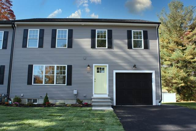 77 Lambeth St #2, New Bedford, MA 02745 (MLS #72913274) :: Home And Key Real Estate
