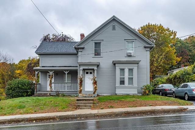 395 South St, Fitchburg, MA 01420 (MLS #72913322) :: Re/Max Patriot Realty