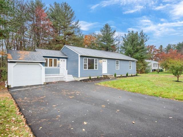 105 Haywood Dr, East Brookfield, MA 01515 (MLS #72913348) :: Re/Max Patriot Realty