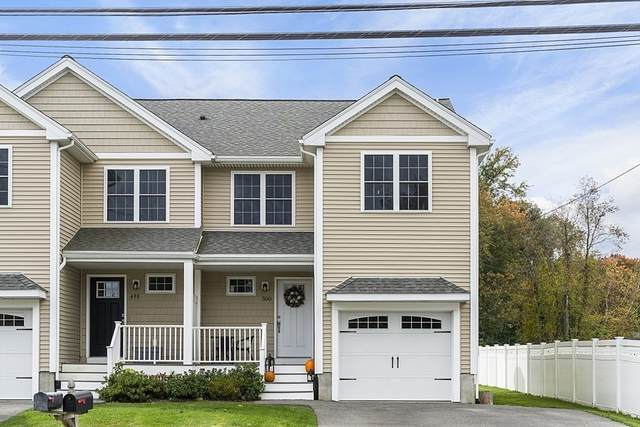 500 Hilldale Ave #500, Haverhill, MA 01832 (MLS #72913437) :: EXIT Realty