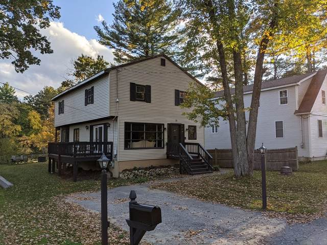 71 Box Pond Dr, Bellingham, MA 02019 (MLS #72913469) :: EXIT Realty