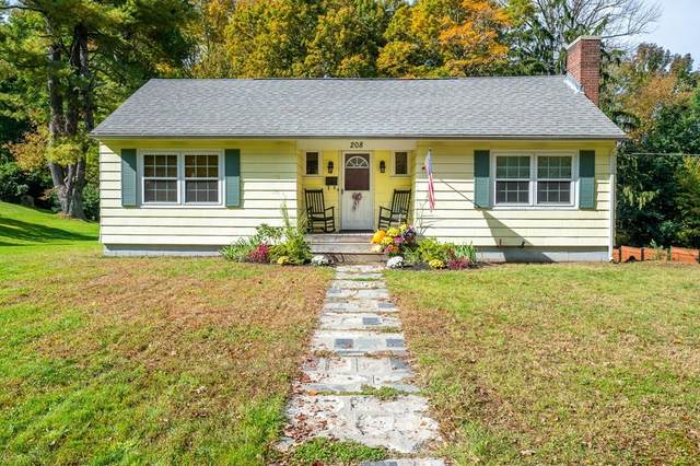 208 Auburn, Leicester, MA 01611 (MLS #72913474) :: EXIT Realty
